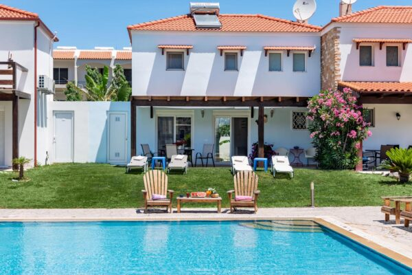 Rhodes Holidays The Blue House